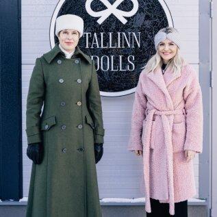 Tallinn Dolls x Kersti Kaljulaid