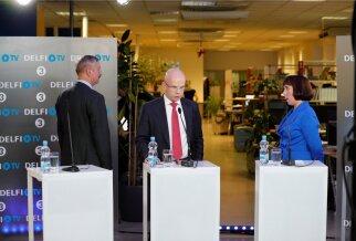 Delfi ja TV3 presidendidebatt