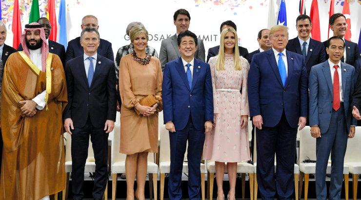 USA jäi ainsa G20 riigina kõrvale seisukohavõtust kliimamurede teemal