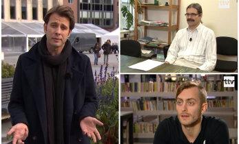 Saatejuht, toimetaja ja külalised - kõik ühest parteist! Rohelised teevad tallinlaste raha eest parteitelevisiooni