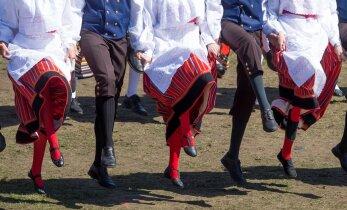 Kagu-Eesti inimesed korraldavad tantsupeo