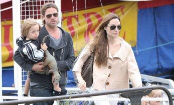 Alatu laim või lahutuse iva? Kõmuleht: Brad Pitt jõi end täis ja märatses paar päeva enne lahutusuudist lennukis oma laste kallal