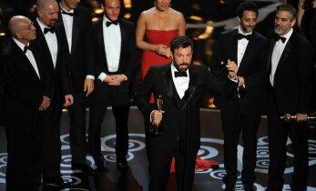 """Oscarid jagatud! Parimaks filmiks kuulutati """"Argo"""""""