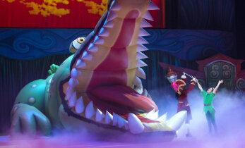 Tõeline Disney maagia: Järgmisel nädalal toimuva jääetenduste ajal sajab Saku Suurhallis lund