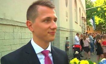 Tõeline kuldpea! Sandor Liive vennapoeg oli üks Eesti parimatest keskkooli lõpetajatest: tahan inimestele midagi tagasi anda
