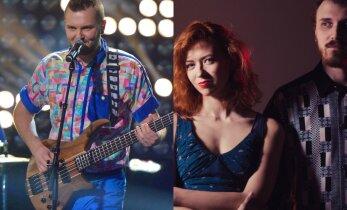 """KUULA: Kali Briisi ja Zebra Islandi uus ühine lugu """"Fool Me"""" särtsub energiast"""