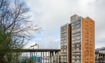 VIDEO: Kuidas valmis eestlaste ehitatud maailma kõrgeim puitmaja