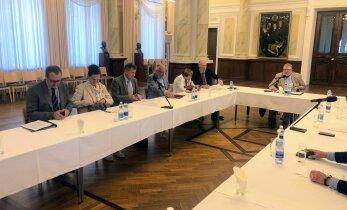 Eesti Panga nõukogu uus koosseis arutas keskpanga strateegia plaanitud muutusi