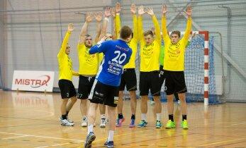 Käsipalliliigas olid võidukad Kehra ja Viljandi