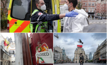 ERISAADE | Brüsselis töötav Silver Meikar koroonakriisist: osad piirangud rakendati liiga hilja. Rahva seas võtab võimust masendus