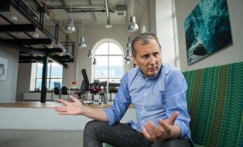 Eesti Energia endine juht Sandor Liive asutas IT-idufirma