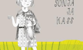 """Ruttu lugema! Raamatulugu """"Sonja ja kass"""""""