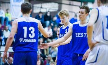 Noormeeste U18 korvpallikoondis alustas EMi võiduga Hollandi üle