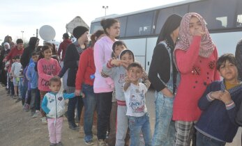 В Эстонию прибудут еще 22 военных беженца, ранее прибывшие начали учить эстонский
