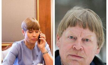 Kas nõustud? President Kaljulaidi kiidetud soeng meenutab ettevõtja Väino Sarneti frisuuri