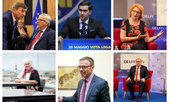 Delfi Strasbourgis | SUUR LUGU: Eesti eurosaadikud hindavad, kuidas sai hakkama Juncker ja millega peaks tegelema von der Leyen