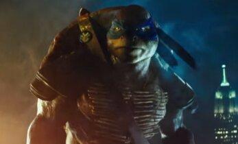 Uus film kinodes: Teismelised ninjakilpkonnad