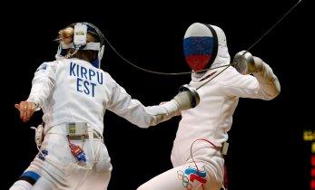 AMETLIK: Eesti Olümpiakomitee lähetab Rio olümpiamängudele 46 sportlast
