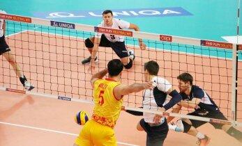 Algas piletimüük võrkpallikoondise otsustavale EM-valikmängule Lätiga