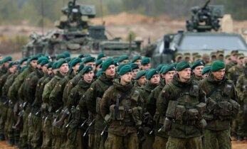 Ungari ja Tšehhi: Euroopa julgeoleku tagamiseks on vaja luua ühisarmee