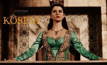 """Seebisõber, rõõmusta! """"Sajandi armastus"""" jätkub sügisel Kanal 2 eetris kolm sultanit hiljem sarjas """"Kösem"""""""