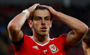 Soome vutikoondis sai järjekordse napi kaotuse, Bale ja Wales ei saanud autsaiderist jagu