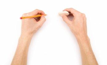 Miks on inimesed vasaku- või paremakäelised?