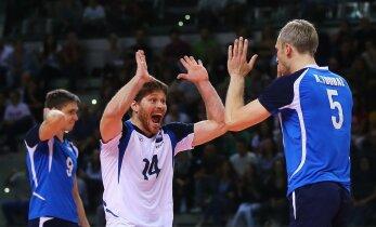 Eesti triumf Euroopa liigas tooks MM-i lähemale