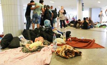 ЕС собирается финансировать строительство лагерей в Белоруссии для беженцев из Сирии, России и Украины