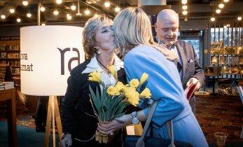 FOTOD | Marianne Mikko esitles kaaspoliitikute ja sõprade keskel oma uut raamatut