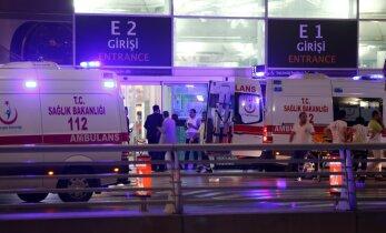Число жертв взрыва в аэропорту Стамбула выросло до 41