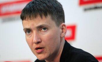 Савченко рассказала о поездке в Москву: еще раз вернулась из ада