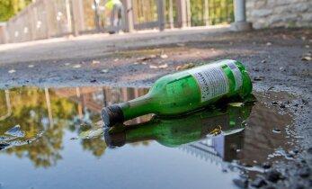 Eesti noorte jaoks ei ole joomine tabu, see on uhkustamise asi. Mida on noortel igal nädalavahetusel tähistada?