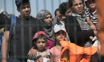 ООН: Количество беженцев в мире достигло рекордного уровня