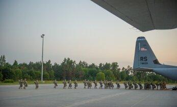 Eestis võib hakata korraga roteerima üle tuhande liitlassõduri