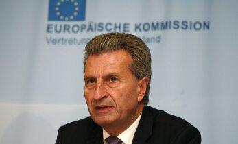 Еврокомиссар из Германии допустил отказ британцев от Brexit