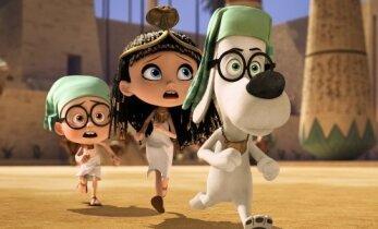 Uus multikas kinodes: Härra Peabody ja Sherman