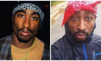 Video, mis kütab netis kirgi: Tupac Shakur polegi tegelikult surnud?