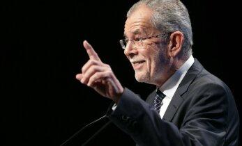 На выборах президента Австрии победил политик с русскими и эстонскими корнями