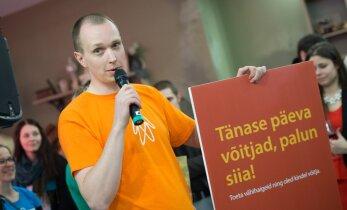 Eesti Ekspressi ajakirjanik Toivo Tänavsuu võitis HEA SÕNA auhinna