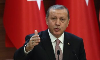 Эрдоган упрекает Евросоюз в неискренности