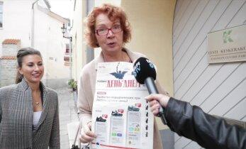 VIDEO: Yana Toom jääb ka uue esimehega Keskerakonda: ega see pole minu abielu Edgar Savisaarega