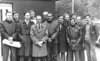 """""""Ta tahtis töötada nõukogude võimu heaks. Mina omaltpoolt tundsin huvi, et kuidas ta arvab ennast hakkama saavat uues taastatud Eesti Vabariigis"""""""