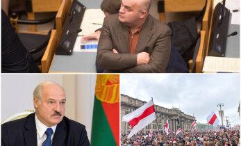 Märgiline avaldus jäi riigikogulase Igor Kravtšenko hääleta: valgevenelased saavad ise hakkama, pole mõtet sekkuda