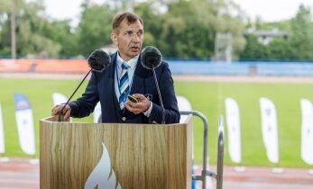 VIDEO JA BLOGI | Urmas Sõõrumaa valiti teiseks ametiajaks EOK presidendiks