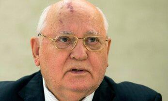 Горбачев ответил на идею Киева запретить ему въезд на Украину
