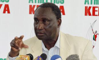 IAAF määras Keenia kergejõustikujuhtidele ajutise töökeelu
