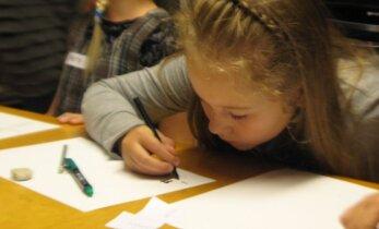 Nukufilmi Lastestuudio kutsub kõiki kevadkooli