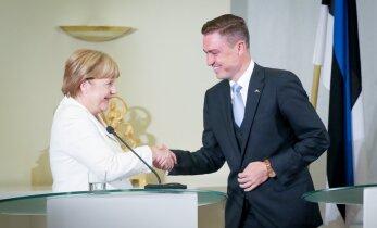 100 SEKUNDIT: Eestisse saabus kahepäevasele visiidile Angela Merkel; Itaaliat raputas 6,2-magnituudine maavärin