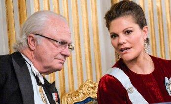 Terrorioht Rootsis: kuningas ja kroonprintsess ei tohi korraga ühes kohas viibida